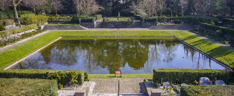 Vestre Kirkegård Urnehaven